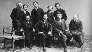 литературные общества 19 век