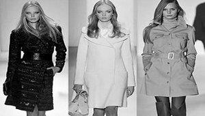 Модный тренд – женское пальто