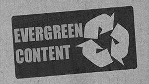 Evergreen content – идеальный копирайт